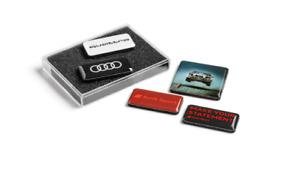 Original Audi Magnet 3291900400