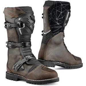 TCX Drifter Boots WP - Brown Black
