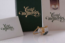Swarovski Figurine Crystal Memories-Handbag Gold 171190