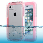 Swimming Waterproof Shockproof Proof Case Cover For Apple Iphone 6s Plus Pink