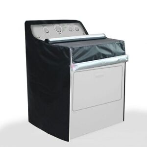 Washing Machine Cover Laundry Dryer Protect Dustproof Waterproof Sunscreen Cover