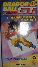 VHS - DE AGOSTINI/ DRAGON BALL GT - VOLUME 28 - EPISODI 2