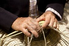 30 Books CDROM How to Make Native Basket Reed Grass Weaving Indian Basket Making