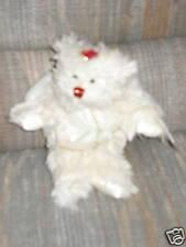 "Jolie Christmas Angel Heritage Bear Plush Ganz 7"" Mint"