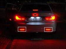 (Fits: Hyundai 2011-2013 i45 YF Sonata) LED Rear Bumper Reflector Light Lamp