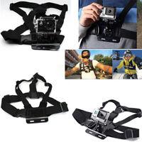 Adjustable Chest Belt Strap Mount Strap For GoPro Hero 1 2 3 3+ 4 SJ4000 Camera