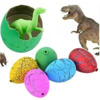 6X Magic Dino Eggs Growing Hatching Dinosaur Add Water Child Inflatable Kid Toys