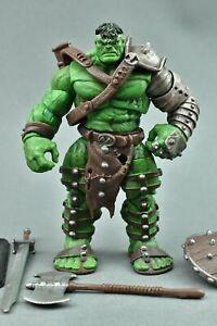 "Marvel Universe Hulk World War 003 Action Figure 3.75"" Hasbro"