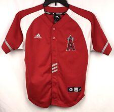 MLB Los Angeles Angels Baseball Jersey Size M