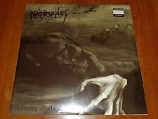 NACHTMYSTIUM SILENCING MACHINE 2x LP *EU* 1st PRESS VINYL CENTURY MEDIA 2012 New