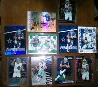 Dak Prescott Lot Dallas Cowboys Mississippi State