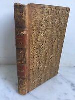 Poesie E Lingua IN A Di Voltaire Edizione Stereotipo Pierre Didot 1815