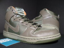 NIKE DUNK HIGH PREMIUM SB FRANK KOZIK STEEL GREEN ORANGE OLIVE 313171-328  9.5 4348786cc9c10
