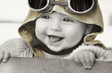 POSTER Baby Pilot Kim Anderson