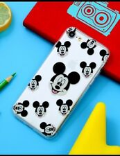 Mickey Mouse Clear Silicone Gel Case For iPhone 6/6s. Xmas
