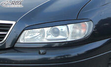 RDX Scheinwerferblenden OPEL Omega B Facelift 1999+ Böser Blick Blenden Spoiler