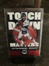 2020 Mosaic Football Peyton Manning Touchdown #TM10