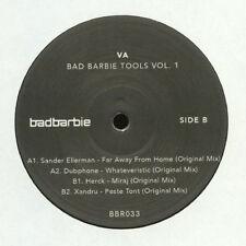 Divers – Bad Barbie Outils Volume 1 Nouveau BBR033 Vinyle 30.5cm Techno