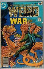 Weird War Tales - 066 - DC - August 1978