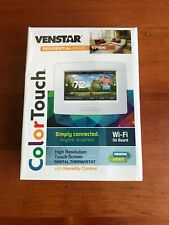 Venstar ColorTouch T7900 Thermostat BRAND NEW WiFi Humidity Control touchscreen