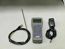 Asl F100 2 Channel Precision Thermometer For Pt100 Ampthermistor Probes F100 A 2