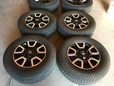 "18"" Toyota Tundra Off Road OEM Factory Wheels Michelin Tires TRD off road 3716"