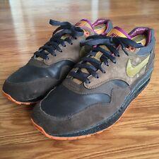 Nike Air Max 1 Premium Spanish Moss brown 309717-031 Mens size 10 PA3N Rare