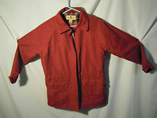 WOOLRICH Wool Lined Winter Parka Jacket Women's Size Large