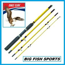 """EAGLE CLAW PACK-IT ROD 6'-6"""" MEDIUM ACTION 4-PIECE NEW! #PK200-66"""