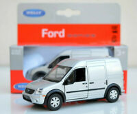 FORD TRANSIT CONNECT 12 cm Opening Doors Pull Back & Go Metal Diecast Toy Car