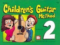 Mel Bay Children's Guitar Method, Volume 2, by William Bay (Paperback) Book ONLY