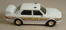 Vintage Matchbox SuperKings K-142 BMW 5 Series Police Car - matchbox police car