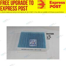 Wesfil Cabin Air Pollen Filter WACF0093 fits Honda Jazz 1.4 (GD)