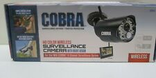 New ListingCobra Wireless Hd Wi-Fi Color Surveillance Camera 63843 its New