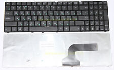 Brand New For ASUS N73 SERIES N73SV BLACK RU/Russian KEYBOARD WITH FRAME