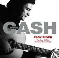 Johnny Cash Easy Rider Best of the Mercury Recordings Digipak CD NEW