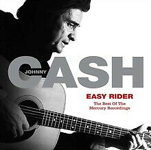 Johnny Cash Easy Rider Best of the Mercury Recordings Digipak CD NEW