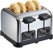 Classic Chrome 4 Slice Toaster- Bagel