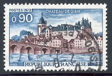 STAMP / TIMBRE FRANCE OBLITERE N° 1758  CHATEAU DE GIEN