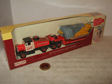 Lledo Trackside DG110005 Scammell Ballast Low Loader & Harvard Load S. Cook 1:76