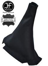 Puntada Negro 5 velocidad Manual Cuero Polaina gear se ajusta Citroen C3 Picasso 09-15
