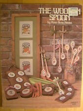 The Wooden Spoon Cross Stitch Patterns Book Rose Anne Hobbs