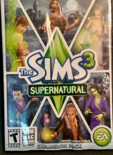 The Sims 3 Supernatural PC Expansion Pack