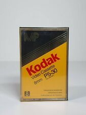 Vintage Collectible Kodak P5-30 PAL SECAM 8mm Film Video Tape New (SEALED)