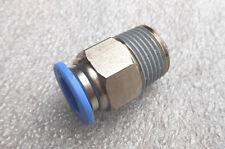 """Pneumatik gerade Steckverschraubung G 1//8"""" 8 mm IQSG 188 G"""