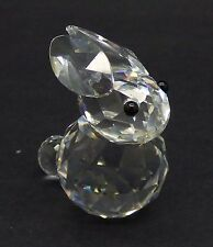 Swarovski Crystal Mini Rabbit 014849- Excellent Condition