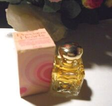 "Avon vintage Precious Hearts collection with ""Sweet Honesty"" cologne .5 FL.OZ."