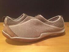 Women's Size 10 Merrell Slip On Tan Shoes
