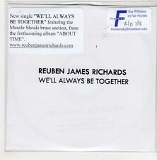 (GN773) Reuben James Richards, We'll Always Be Together - DJ CD