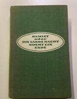 Alfred Döblin Hamlet Oder Die Lange Nacht Nimmt Ein Ende Erstausgabe